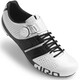 Giro Factor Techlace Shoes Men white/black